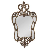 Queensdale 44 X 24 inch Aged Bronze Wall Mirror Home Decor
