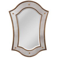 Cornell 41 X 29 inch Mayan Gold Wall Mirror Home Decor