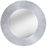 Attra 32 X 32 inch Bright Silver Wall Mirror Home Decor