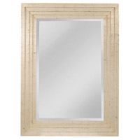 Pitney 46 X 34 inch Aged Silver Wall Mirror