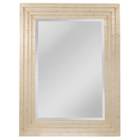 Pitney 50 X 40 inch Aged Silver Wall Mirror
