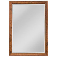 Ogden 41 X 29 inch Florentine Light Bronze Wall Mirror Home Decor