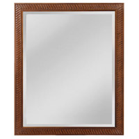 Everett 35 X 29 inch Bronze Wall Mirror Home Decor