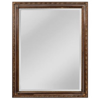 Glenroy 46 X 36 inch Medium Bronze with Venetian Gold Wall Mirror Home Decor