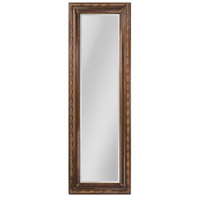 Glenroy 52 X 17 inch Medium Bronze Wall Mirror Home Decor