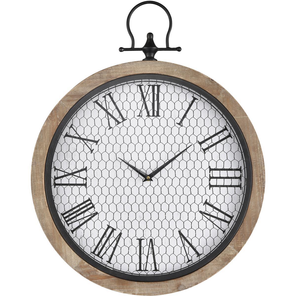 20 inch clock