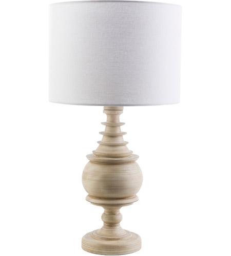 Surya Antique Resin Table Lamps