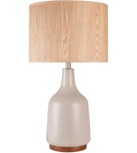 Surya Gray Table Lamps