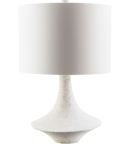 Surya Concrete Table Lamps