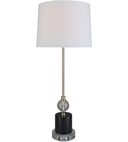 Surya Marble Table Lamps