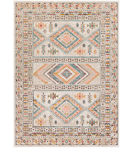 Surya AKR2336-710103 Ankara 123 X 94 inch Rugs, Rectangle photo