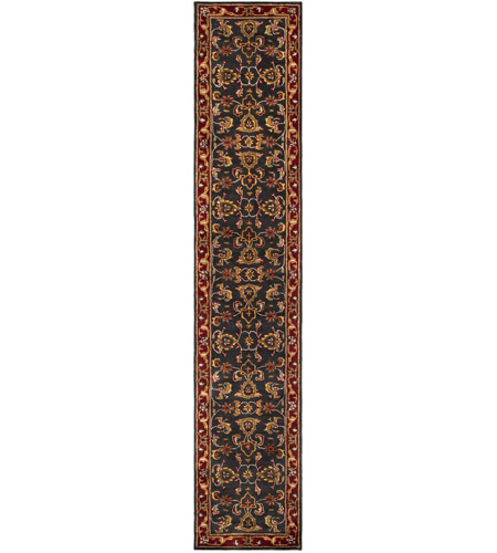 Surya AWHY2061-35 Middleton 60 X 36 inch Bright Red/Charcoal/Mustard/Dark Brown/Olive/Tan Rugs, Rectangle photo
