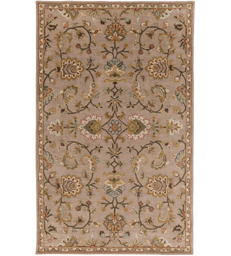 Surya AWMD1001-2312 Middleton 144 X 27 inch Taupe Indoor Runner, Runner photo
