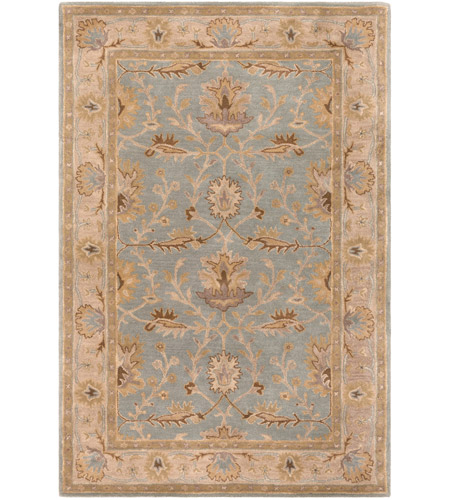 Surya AWMD2114-46 Middleton 72 X 48 inch Sea Foam Indoor Area Rug, Rectangle photo