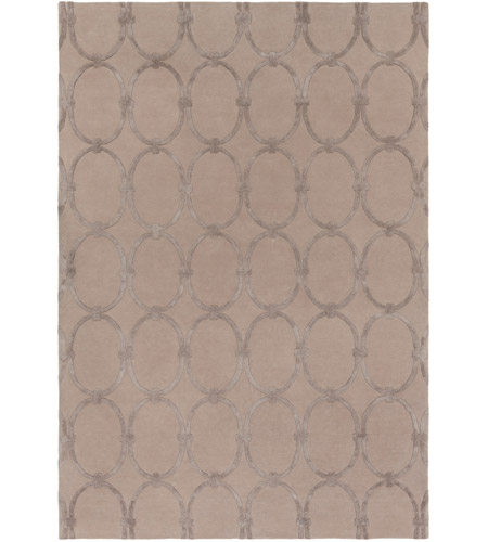 Surya CAN1989-913 Modern Classics 156 X 108 inch Neutral Area Rug, Wool photo