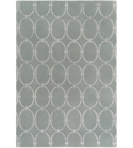 Surya CAN1990-913 Modern Classics 156 X 108 inch Gray Area Rug, Wool photo