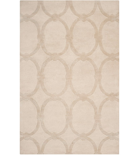 Surya CAN1991-913 Modern Classics 156 X 108 inch Neutral Area Rug, Wool photo