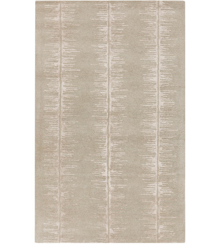 Surya CAN2071-913 Modern Classics 156 X 108 inch Neutral Area Rug, Wool photo