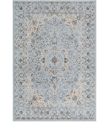 Surya Csa2303 1616 Chelsea 18 X Inch Pale Blue Indoor Area Rug Sample