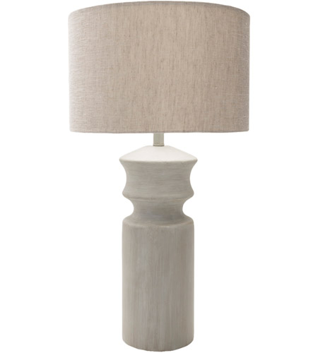 Surya FGR100-TBL Forger 30 inch 100 watt Painted Table Lamp Portable Light photo