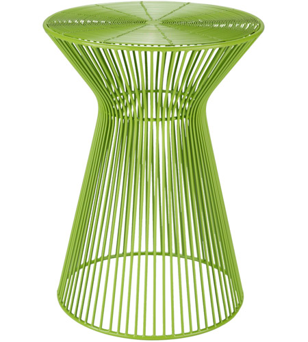 Surya FIFE103-131318 Fife 14 inch Lime Accent Table photo