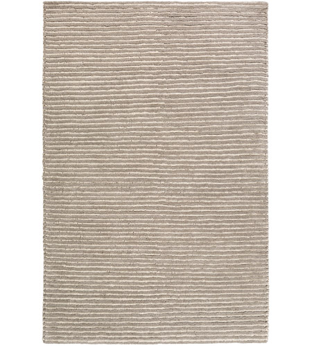 Surya FIX4000-576 Felix 90 X 60 inch Brown and Gray Area Rug, Wool photo