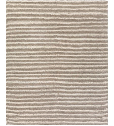 Surya FIX4000-810 Felix 120 X 96 inch Brown and Gray Area Rug, Wool photo