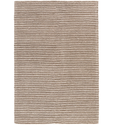 Surya FIX4002-46 Felix 72 X 48 inch Brown and Neutral Area Rug, Wool photo