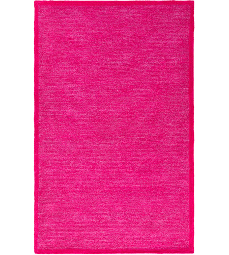 Surya FNY3003-576 Finley 90 X 60 inch Pink and Red Area Rug, Polyester photo