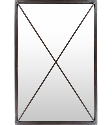 Surya FOR001-4060 Forge 60 X 40 inch Floor Mirror photo