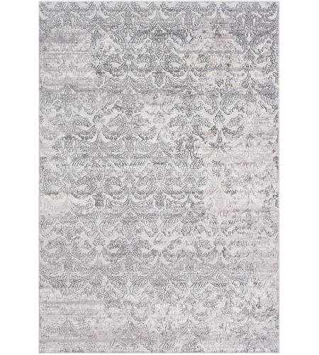 Surya Gns2302 23 Genesis 36 X 24 Inch Silver Gray Indoor Area Rug Rectangle
