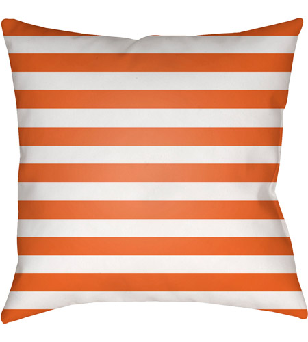 Surya LIL056-2020 Prepster Stripe 20 X 20 inch Outdoor Throw Pillow photo