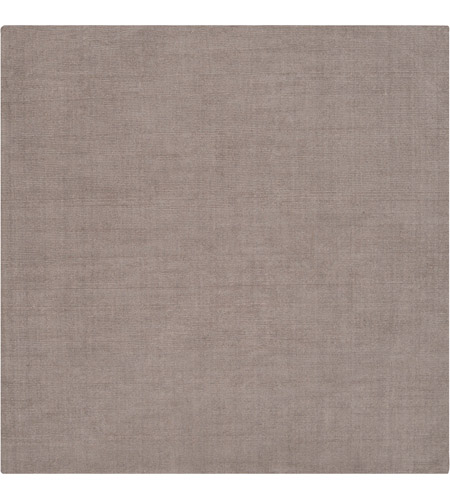 Surya M266-99SQ Mystique 117 X 117 inch Taupe Rugs, Wool photo