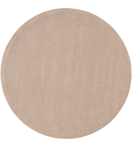 Surya M335-6RD Mystique 72 inch Taupe Rugs, Wool photo