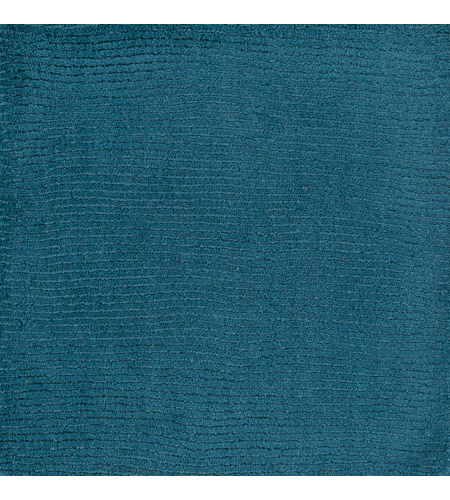 Surya M342-1616 Mystique 18 X 18 inch Bright Blue Indoor Area Rug, Sample photo