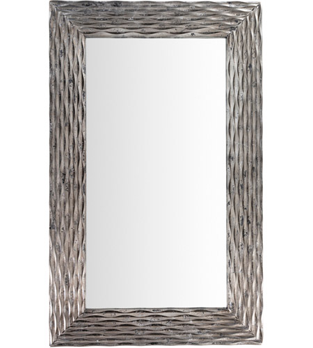 Surya MIA001-2845 Milla 45 X 28 inch Silver Mirrors, Rectangle photo