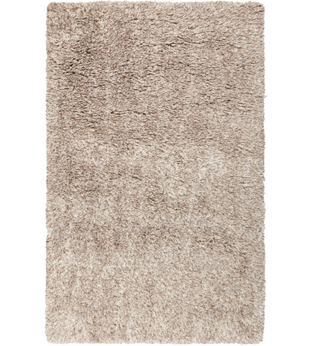 Surya MIL5001-69 Milan 108 X 72 inch Cream/Wheat/Taupe Rugs, Rectangle photo
