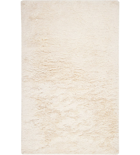 Surya MIL5003-913 Milan 156 X 108 inch Ivory/Cream Rugs, New Zealand Wool and Polyester photo