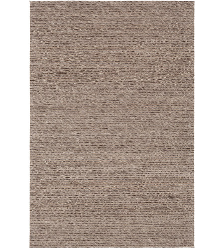 Surya MLE1001-23 Marlowe 36 X 24 inch Camel and Dark Brown Area Rug, Rectangle photo