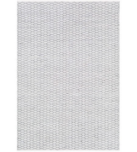 Surya MOE1003-23 Modena 36 X 24 inch Medium Gray/White Rugs photo