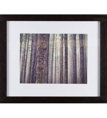 Surya RK101A001-2622 Forest Wall Art, Rectangle Panel, Eternal photo