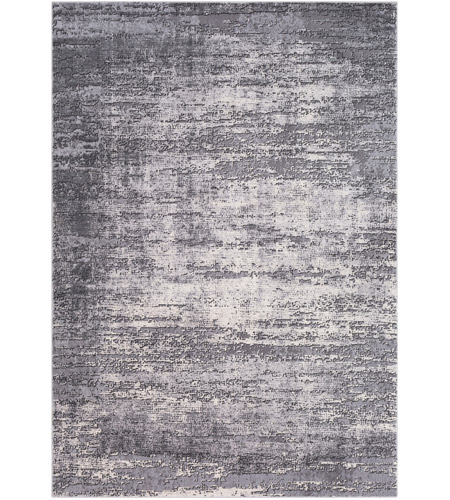 Surya TBT2305-31157 Tibetan 67 X 47 inch Taupe and Medium Gray Area Rug photo