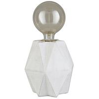 Surya ANL-001 Ansel 14 inch 40.00 watt White Table Lamp Portable Light