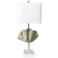 Surya ARD-101 Adria 12 inch 100 watt Hand Finished Table Lamp Portable Light