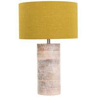 Surya ARR971-TBL Arbor 15 inch 60 watt Natural Table Lamp Portable Light