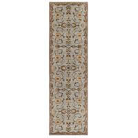 Surya AWMD1004-238 Middleton 96 X 27 inch Medium Gray/Dark Brown/Taupe/Tan/Rust/Khaki/Cream Rugs, Runner photo thumbnail