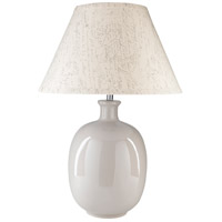 Surya DIO-100 Dionne 22 inch 100 watt Glazed Table Lamp Portable Light