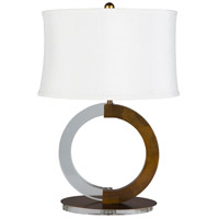 Surya ETD-001 Eastland 27 inch 100 watt Gilded Table Lamp Portable Light