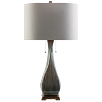 Fontana 32 inch 60 watt Light Brown Table Lamp Portable Light