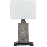 Surya IVY100-TBL Ivy 28 inch 60 watt Painted Table Lamp Portable Light